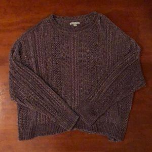 AE Chenille Sweater